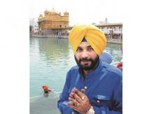 File photo of Navjot Singh Sidhu