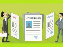 rating agency, credit history