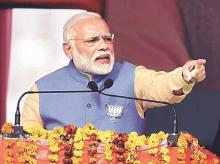 Modi 'over promised', lost plot: Admirer-turned-critique Meghnad Desai