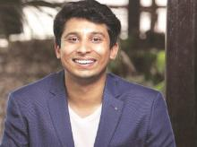 Vidit Aatrey ,co- founder of Meesho