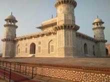 I'timad-ud-daulah's tomb, Agra