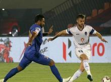 Delhi Dynamos FC, Mumbai City FC
