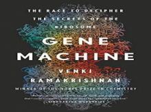 book gene machine, book review, venki ramakrishnan