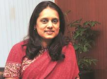 Shilpa Kumar, Managing Director and Chief Executive Officer of ICICI Securities
