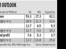 Volume growth, earnings prospects for gas distribution firms remain strong