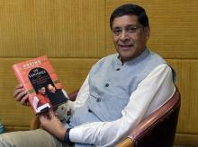 Arvind Subramanian, former chief economic advisor | Photo: Kamlesh Pednekar
