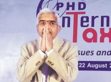Shaktikanta Das, File photo