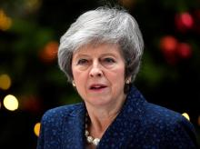Britain's Prime Minister Theresa May | Photo: Reuters