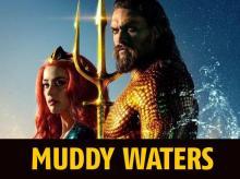 Aquaman poster, Jason Mamoa