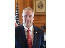 US interior secretary Ryan Zinke