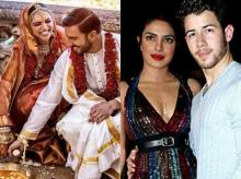 Adieu to singlehood: Here's a list of 2018's most hyped Bollywood weddings