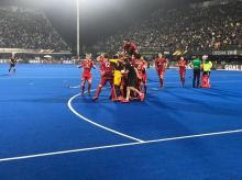 Hockey World Cup 2018, Belgium Hockey Team