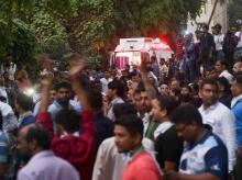 Mumbai hospital fire, esic hospital