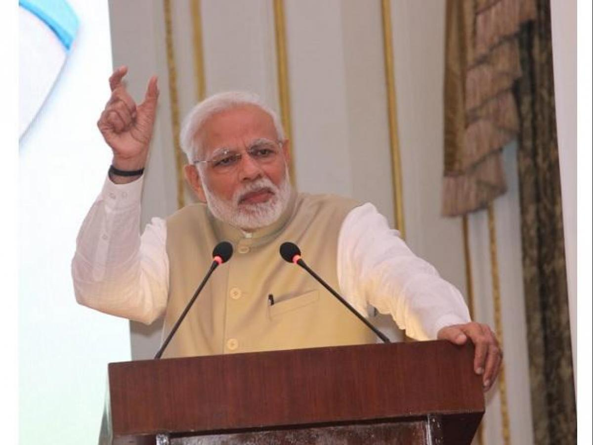 Will try to get 99% items in 18% slab or lower, says PM