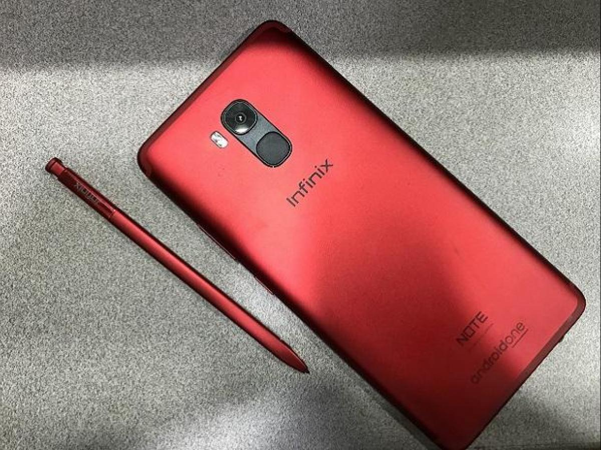 Infinix Note 5 Stylus review: Feature-rich phone with a stylus on