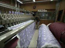 Volatility in crude oil prices pinches synthetic textile manufacturers