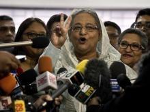 sheikh hasina, bangladesh PM, bangladesh PM, awami league, hasina