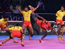 Pro Kabaddi 2018: Gujarat Fortunegiants vs Bengaluru Bulls in Qualifier 1
