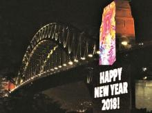 sydney, new year celebration