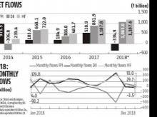 Dalal Street may have less support from domestic investors in 2019