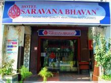 Saravana Bhavan Restaurant