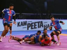 PKL 2018, Pro Kabaddi, Qualifier 2 highlights: UP Yoddha vs Gujarat Fortunegiants