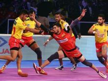 Gujarat Fortunegiants vs Bengaluru Bulls