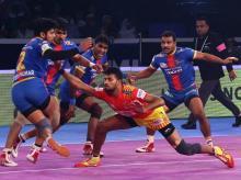 Sachin, Raider, Gujarat Fortunegiants