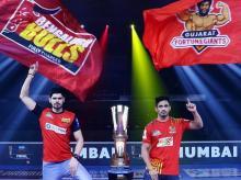 Pro Kabaddi 2018 final: Gujarat Fortunegiants vs Bengaluru Bulls