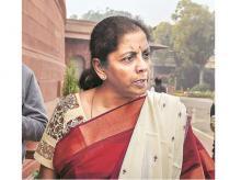 Defence Minister Nirmala Sitharaman   File photo
