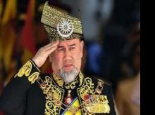 Malaysia King Sultan Muhammad V