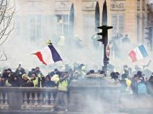 From Yellow Vests to the Green New Deal