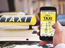 cab, taxi cab, cap hailing app, HERE