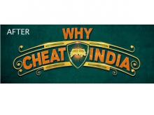 Poster of Why Cheat India