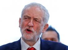 Jeremy Corbyn. Photo: Reuters