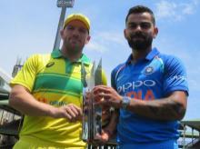 India vs Australia 2018-19