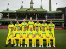Australia Cricket Team, ODI kit