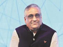 Kishore Biyani, Founder & CEO, Future Group