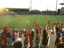 Sydney Cricket Ground. Photo: @cricket.com.au