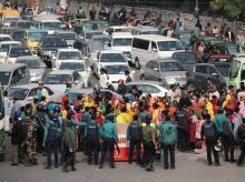 bangladesh, strike in bangladesh, bangladesh factory