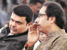 Uddhav Thackeray, Devendra Fadnavis