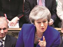 Brexit fallout: Theresa May faces calls from own govt to quit in 3 months