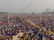 Opposition rally Kolkata
