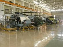 The light combat aircraft being assembled at HAL Bengaluru. The pace of delivery is slow, and the Air Force also does not accept it as fully combat-worthy