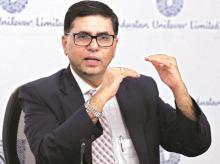 Sanjiv Mehta, HUL's Chairman and Managing Director