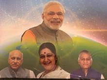 M J Akbar, pravasi bharatiya diwas