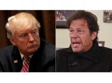 Trump imran khan