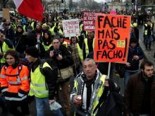France yellow vest