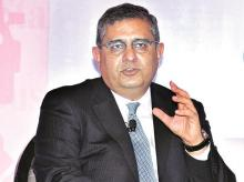 amitabh chaudhry, MD and CEO Axis Bank