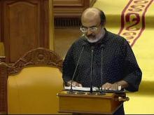 Kerala Finance Minister TM Thomas Isaac
